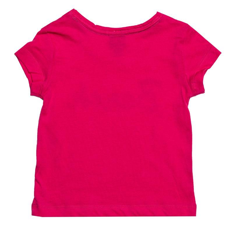 Bench Infant Girls Printed T-Shirt Pink