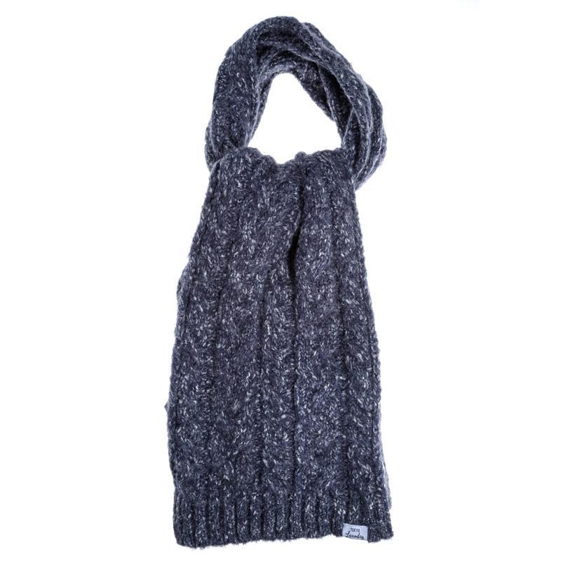 Tokyo Laundry Womens Billie Scarf Blue Marl