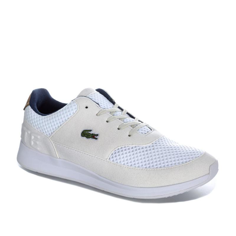 Lacoste Womens Chaumont Trainers White