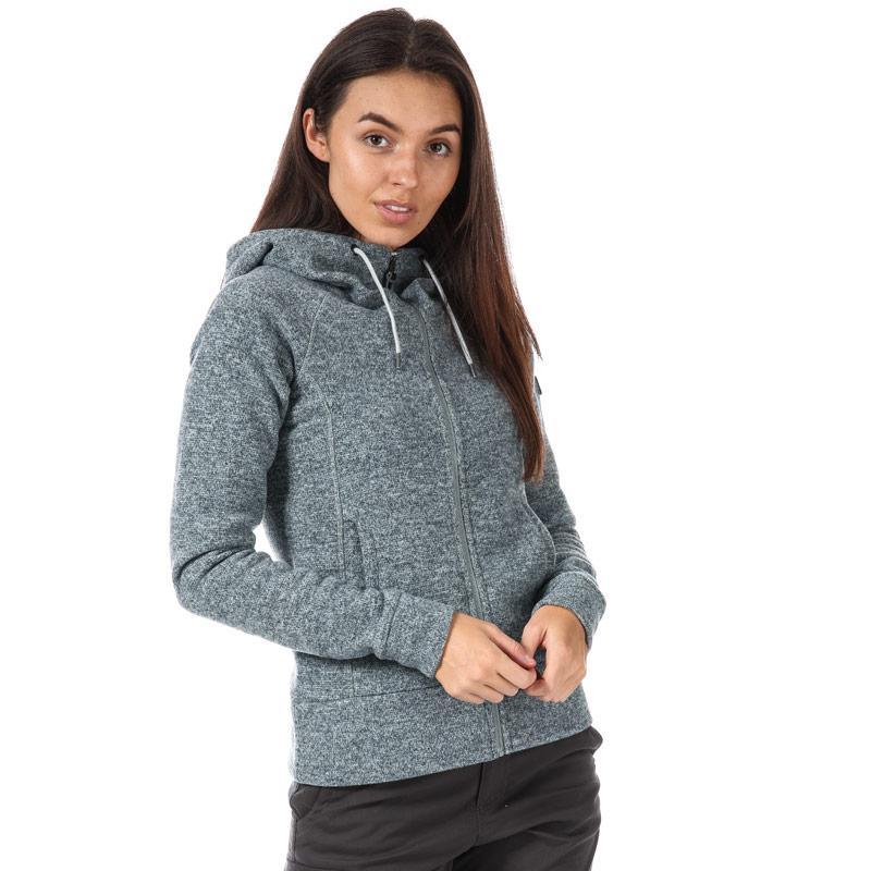 Berghaus Womens Easton Fleece Jacket Light Grey