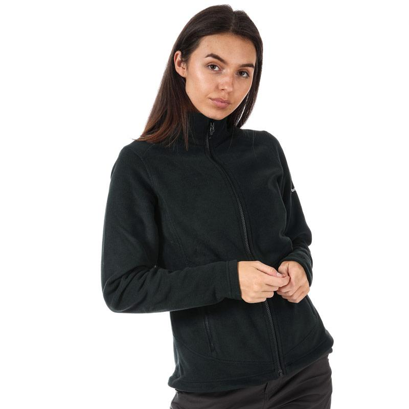 Berghaus Womens Prism 2.0 Fleece Jacket Black