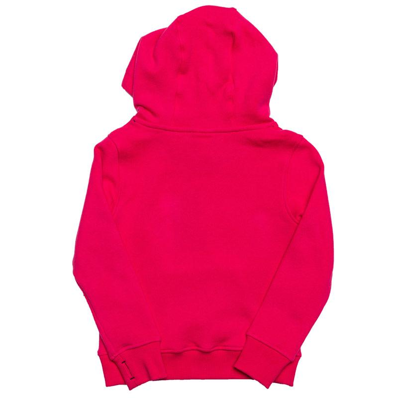 Bench Junior Girls Hoody Pink