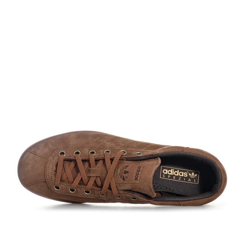 Adidas Originals Mens Super Tobacco Spezial Trainers Brown