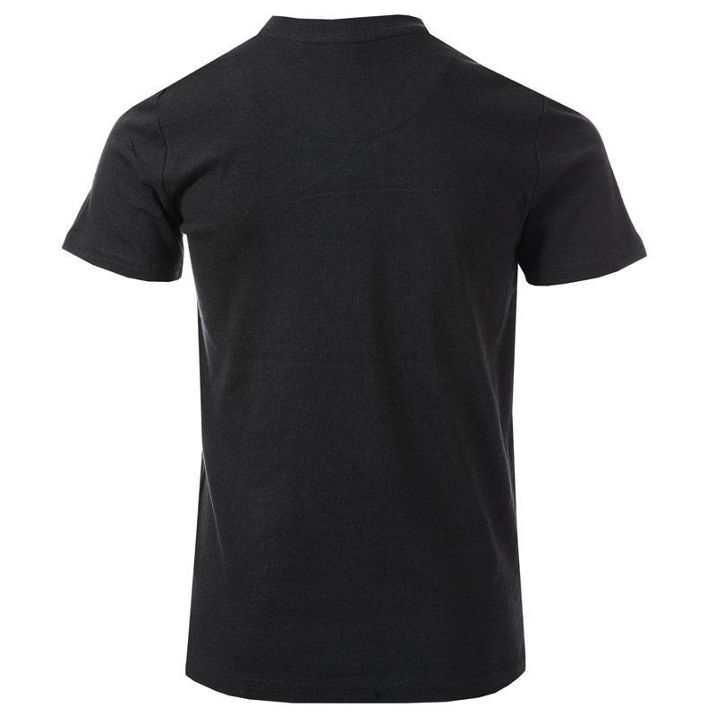 Tričko Original Penguin Junior Boys Printed T-Shirt Black