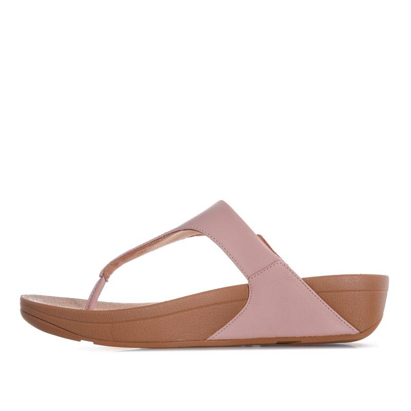 Boty Fit Flop Womens Skinny Leather Toe Thong Sandals Dark Brown