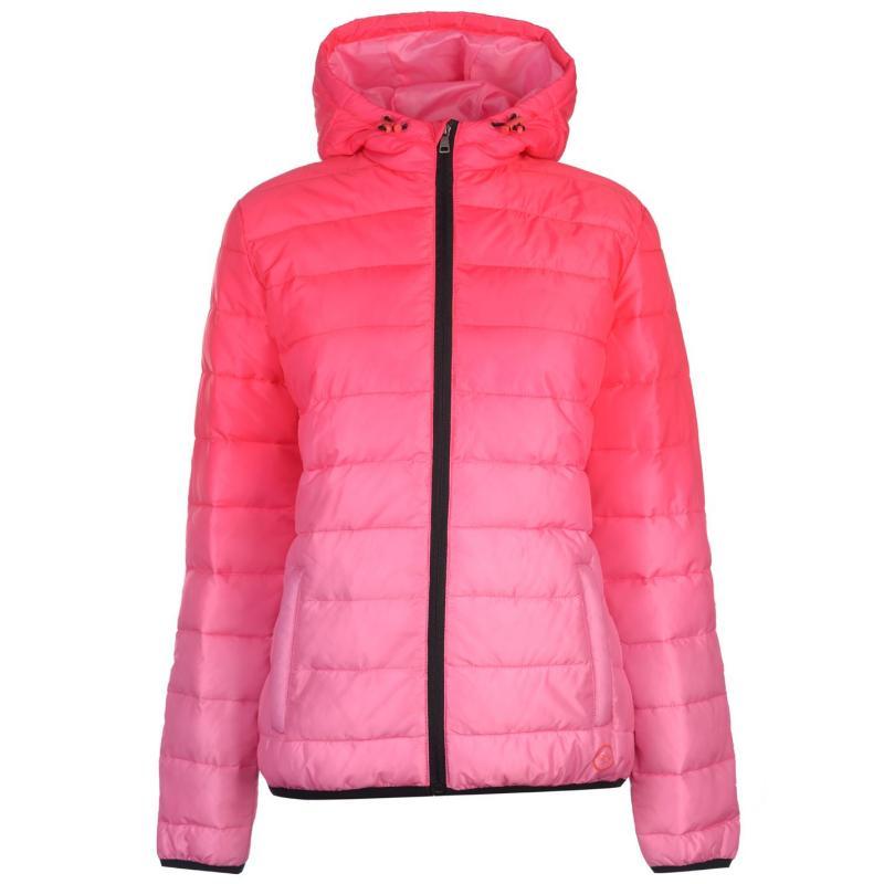 Hot Tuna Gradient Jacket Ladies Pink/Pink