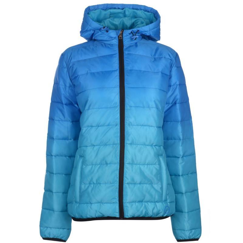 Hot Tuna Gradient Jacket Ladies Blue
