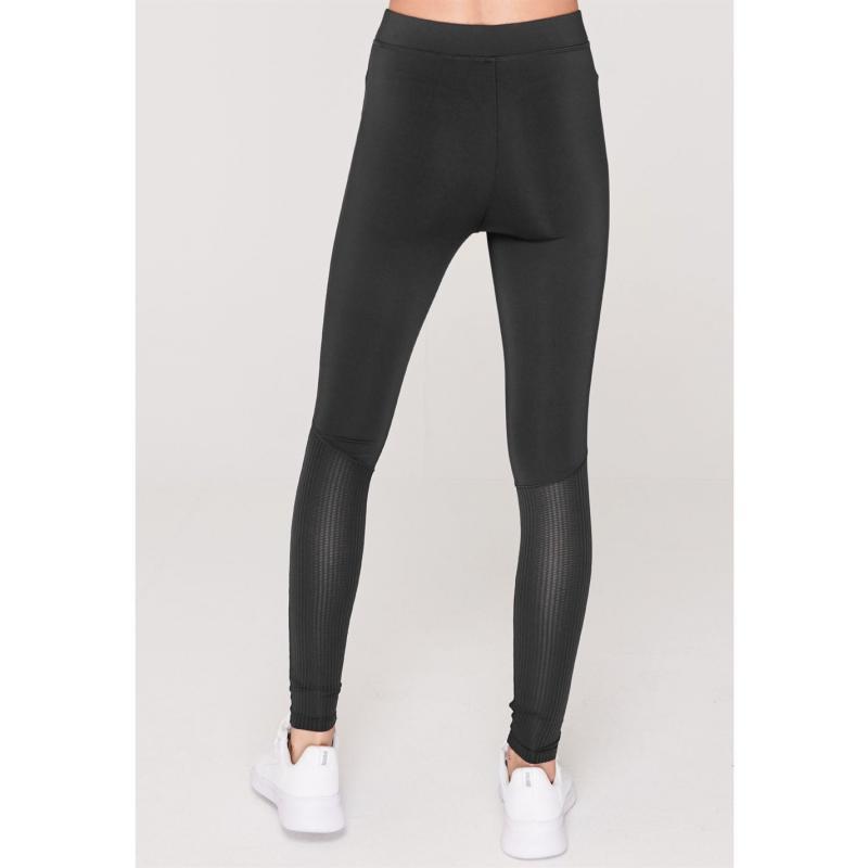 LA Gear Leggings Ladies Charcoal