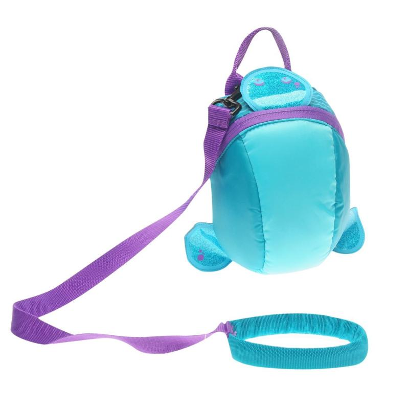 Star Toddler Reins Backpack Infant Girls Sea Turtle