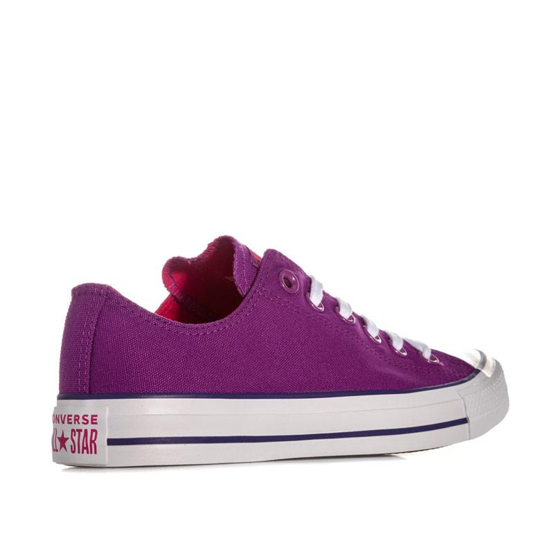 Obuv Converse Womens Chuck Taylor All Star Ox Trainers Violet