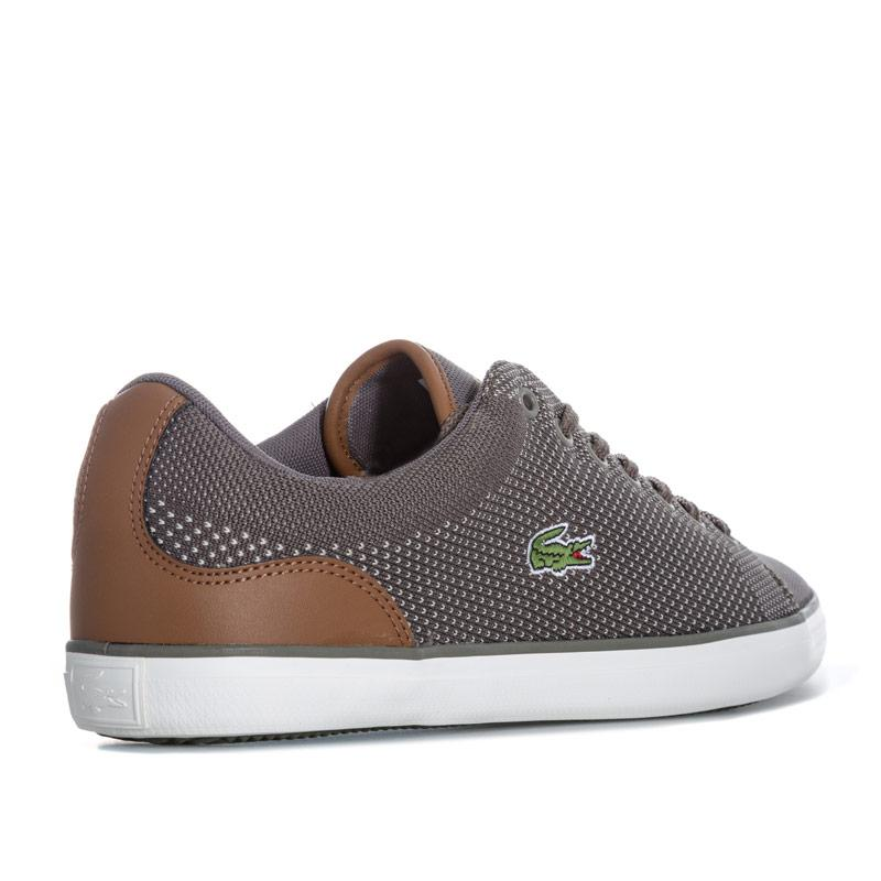 Lacoste Mens Lerond 318 Cam Trainers Navy