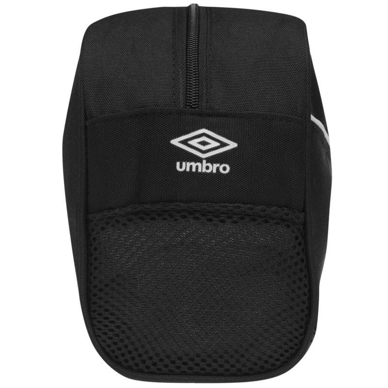 Umbro Shelbourne FC Boot Bag Black/White
