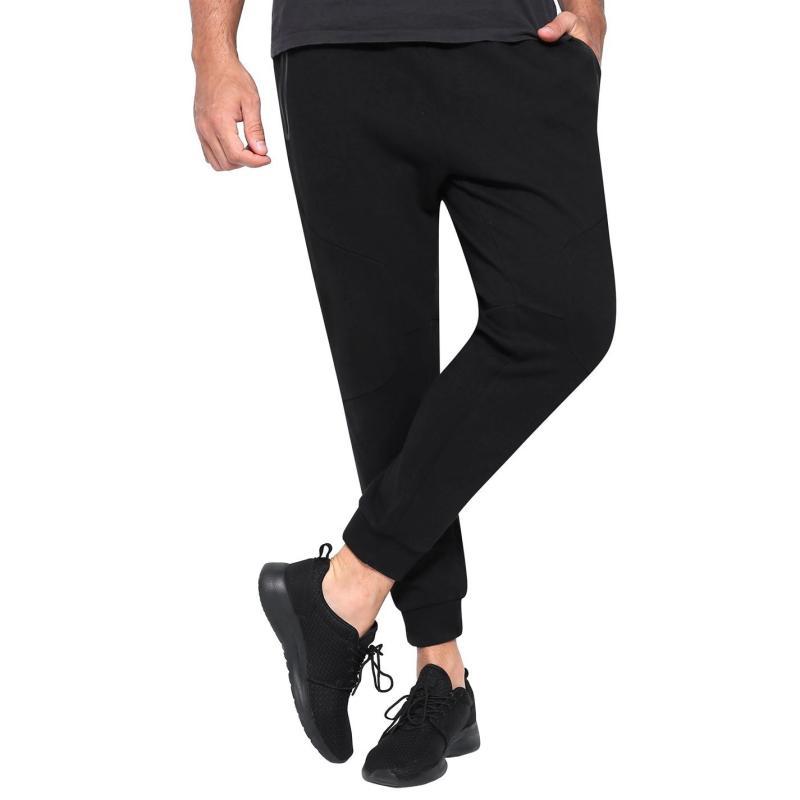 Tepláky Fabric Lifestyle Pants Mens Black
