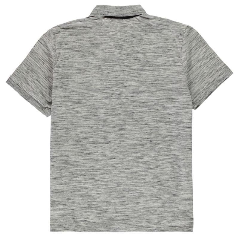 Loyalty and Faith Hinwick Polo Shirt Mens Navy Marl