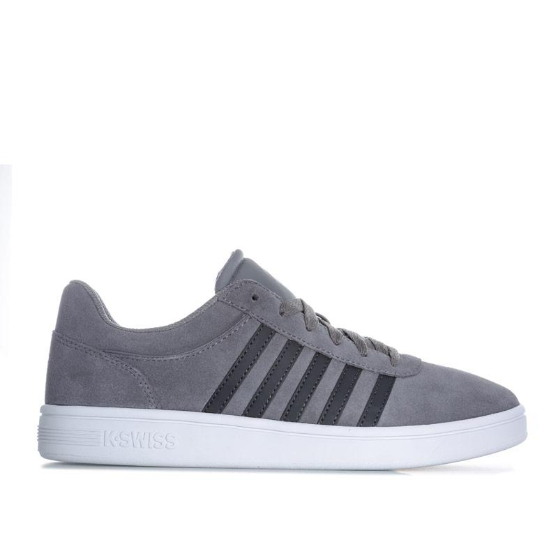 K-swiss Mens Court Cheswick SDE Trainers Grey