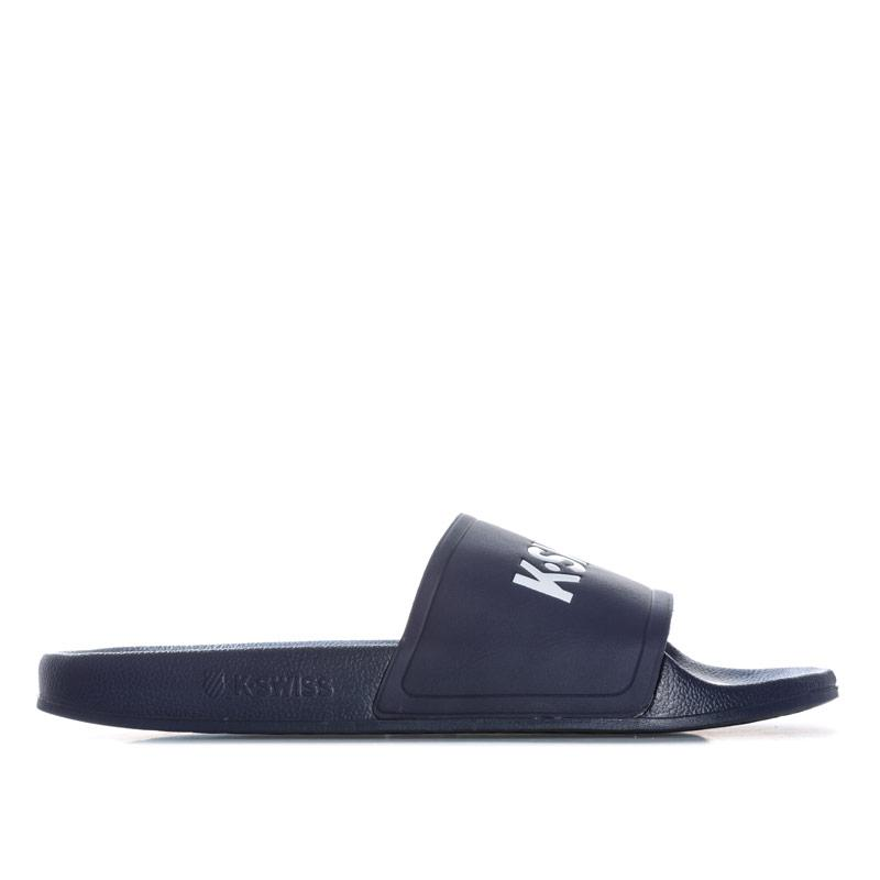 K-swiss Mens K Slide Navy-White