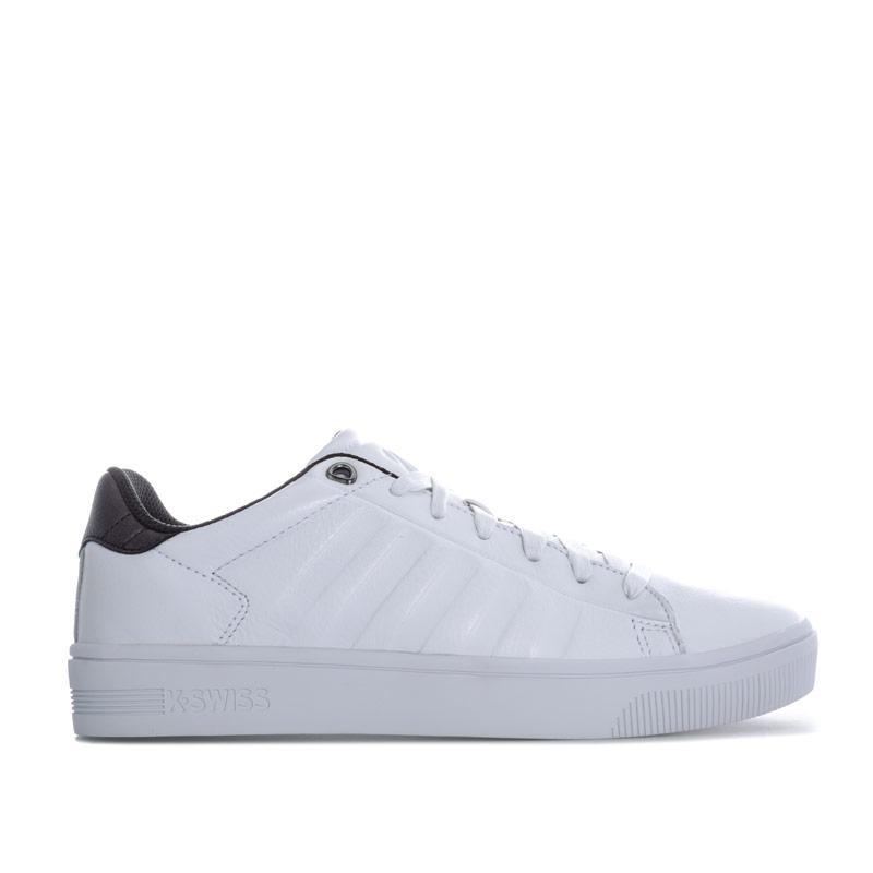 K-swiss Womens Court Frasco Trainers White