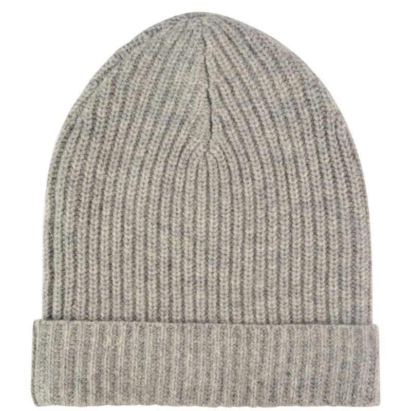 DKNY Beanie Hat Grey
