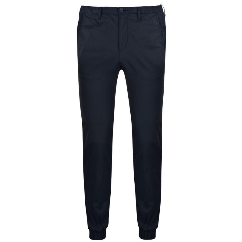 Kalhoty DKNY Cuffed Trousers Navy