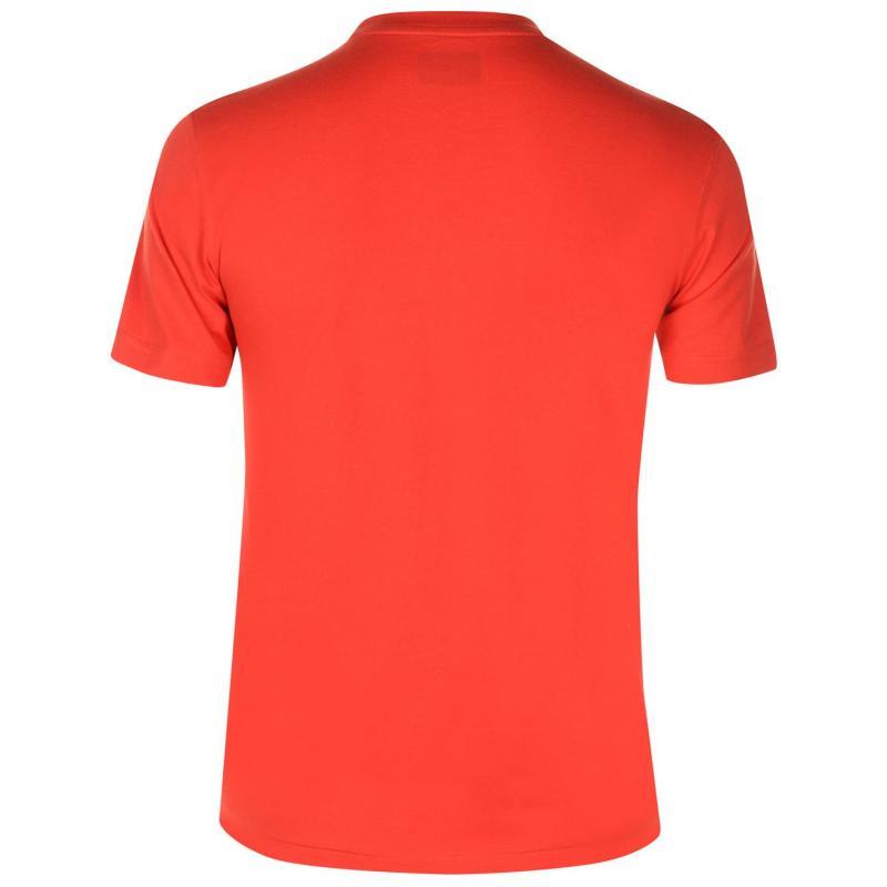 Tričko Lacoste Basic Logo T Shirt Green