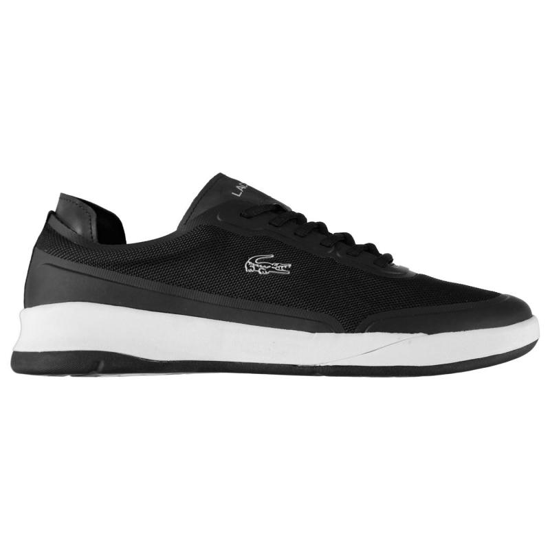 Lacoste Spirit Elite Trainers Black/White