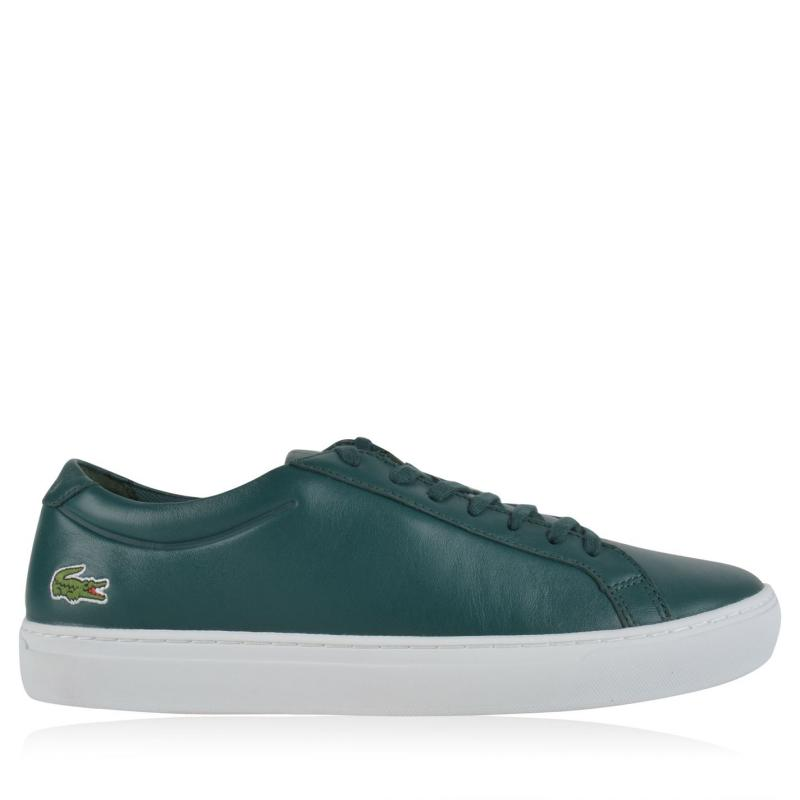 Lacoste Top Trainers Dk Green