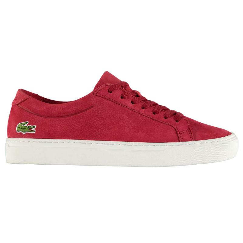 Lacoste Top Trainers Red