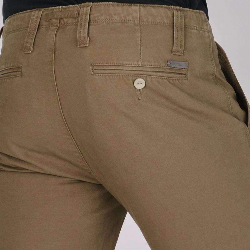 Kalhoty DKNY Hem Pants Teak