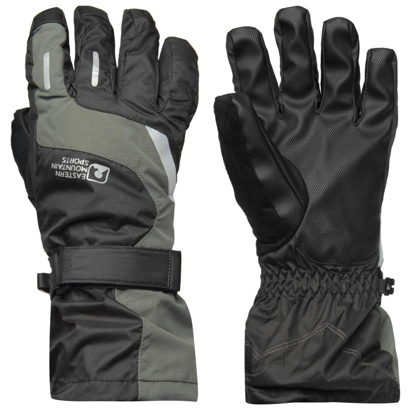 Eastern Mountain Sports Altitude 3 In 1 Mens Gloves Black