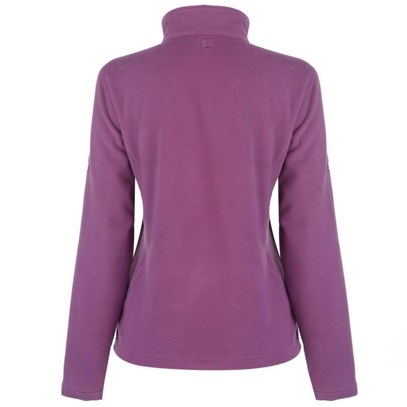 Eastern Mountain Sports Fleece Jacket Womens Black