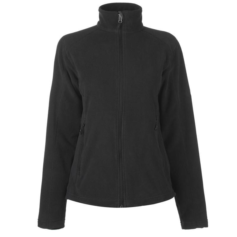Eastern Mountain Sports Fleece Jacket Womens Navy
