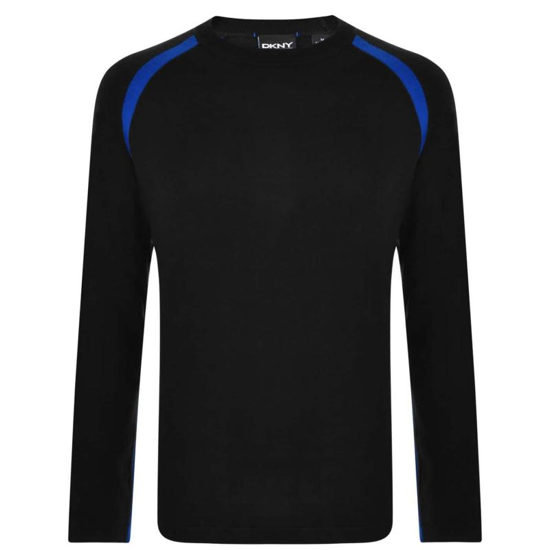 DKNY Contrast Tape Jumper Surf
