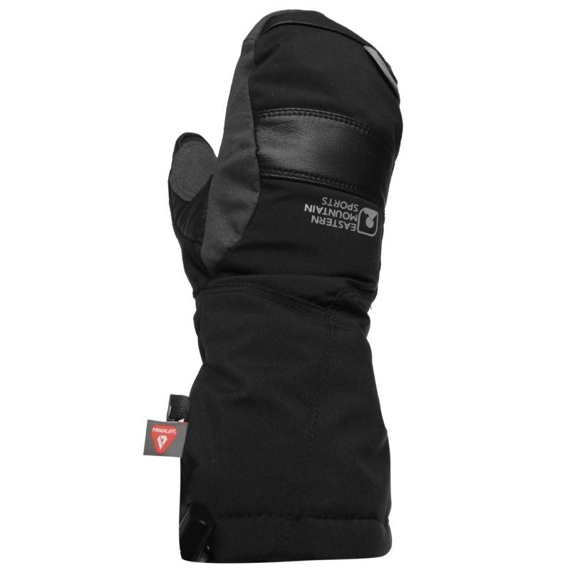 Eastern Mountain Sports Ascent Summit Mitts Womens Black