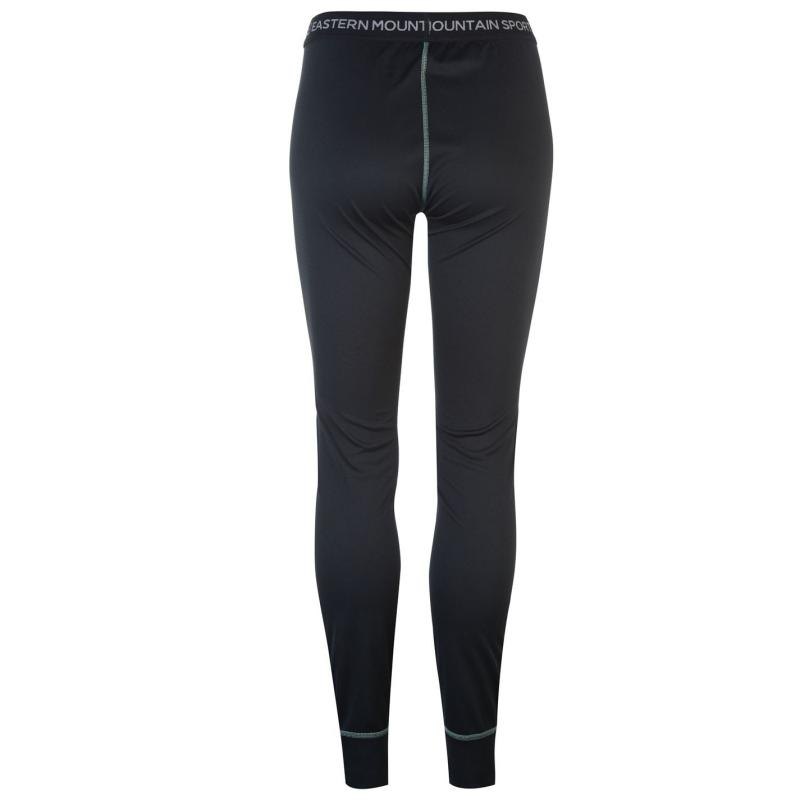 Eastern Mountain Sports Medium Weight Base Layer Tights Ladies Oxford