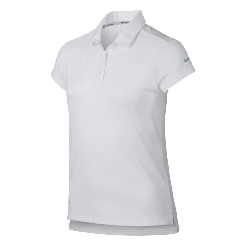 Nike Vic Polo SS Grl 92 White