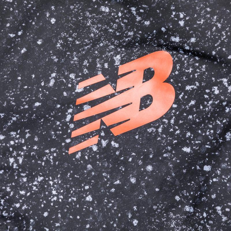 New Balance Performance Cinch Gym Bag Charcoal