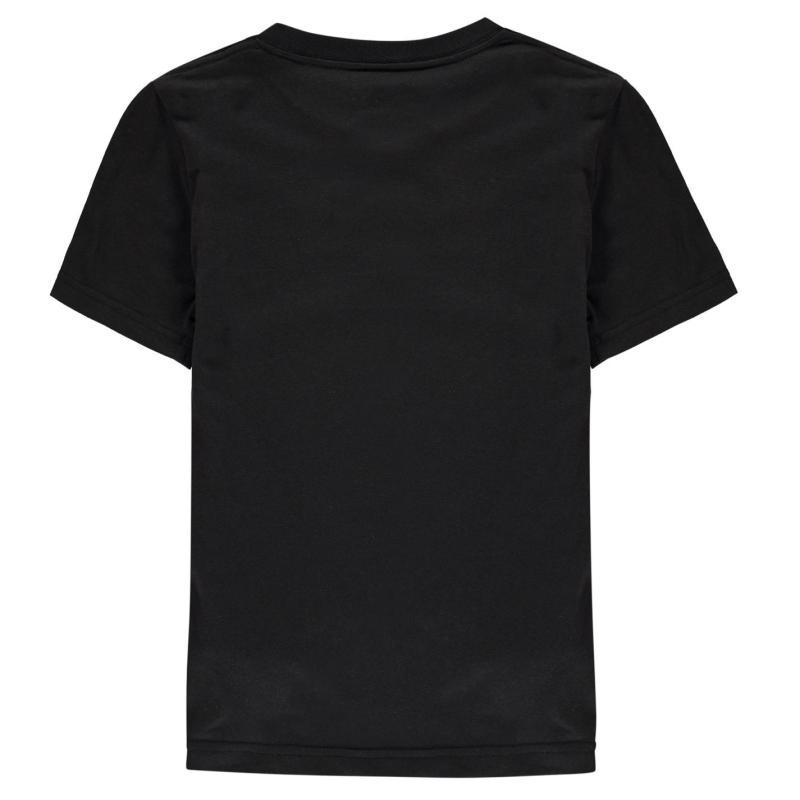 Tričko Converse Chuck Taylor Short Sleeve T Shirt Black