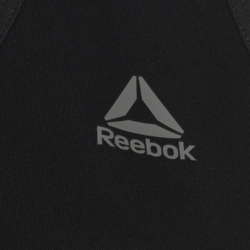Reebok Logo Tank Top Ladies Black