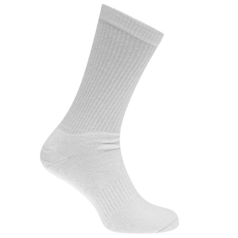 Ponožky Criminal Criminal 3 Pack Classic Socks Mens Black