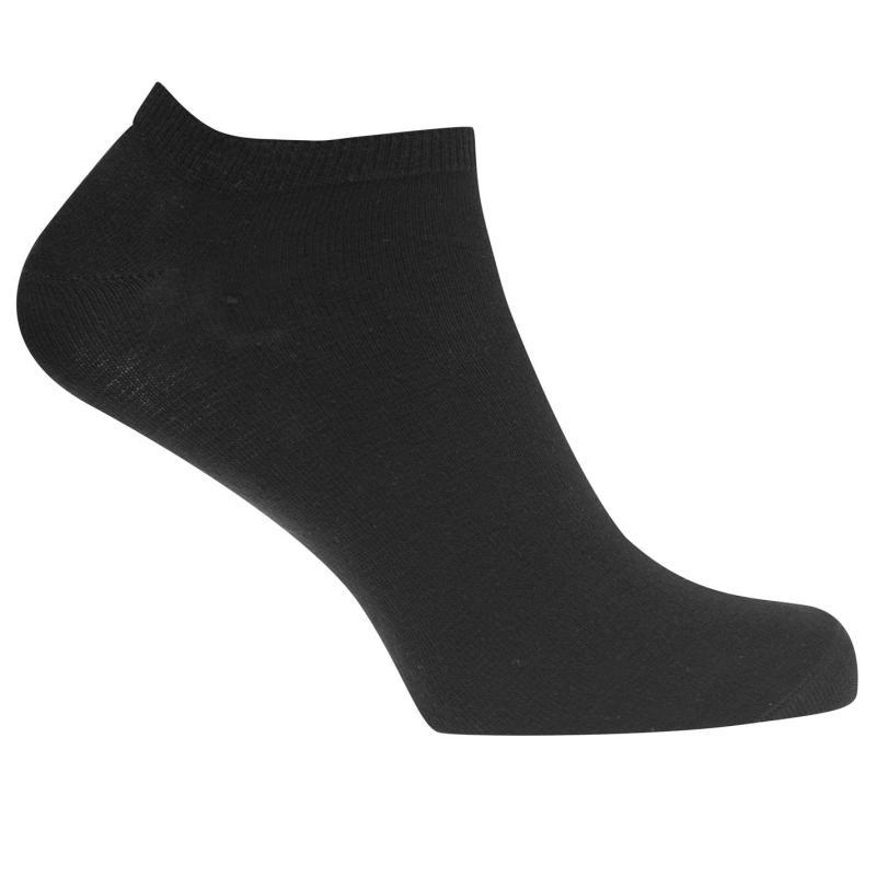 Ponožky Criminal 5 Pack Trainer Socks Mens White
