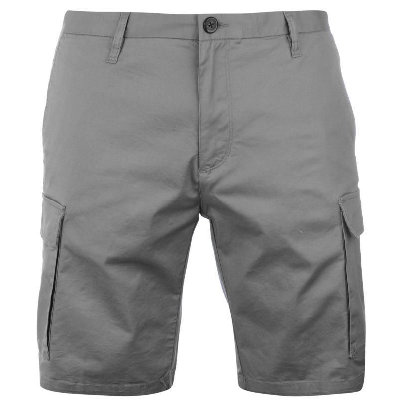DKNY Cargo Shorts Smoke