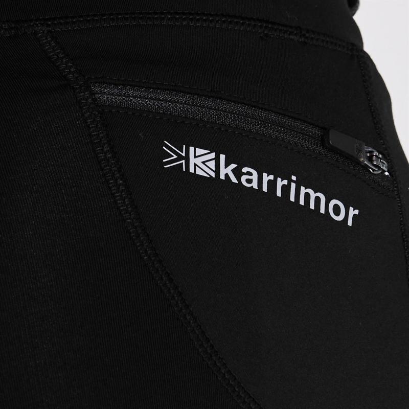Karrimor X Lite Running Tights Mens Black
