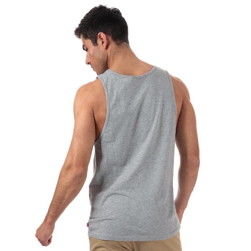 Tílko Levis Mens Batwing Vest Grey