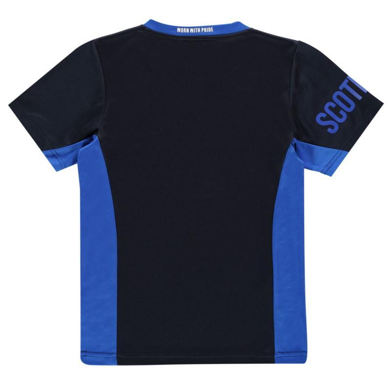 Tričko Rugby World Cup Poly T Shirt Junior Boys Scotland