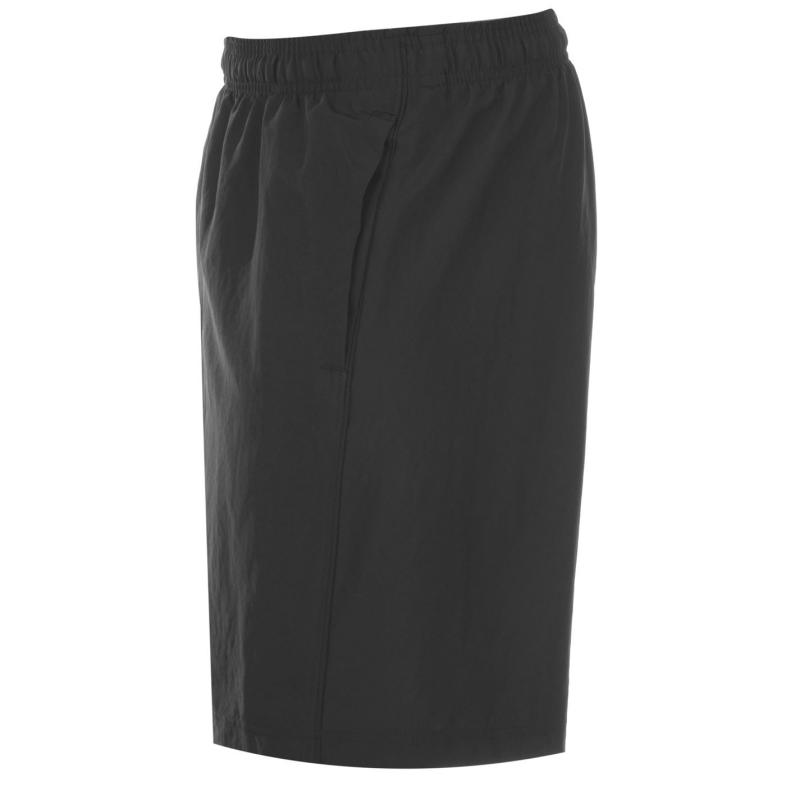 Under Armour Woven Graphic Shorts Mens Black