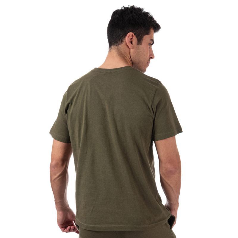 Tričko Bear Max Mens Glacier Large Logo T-Shirt Grey
