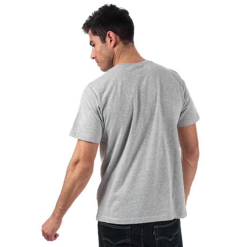 Tričko Bear Max Mens Glacier Large Logo T-Shirt White