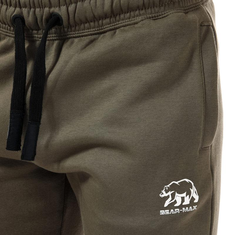 Tepláky Bear Max Mens Peninsular Jog Pants Grey