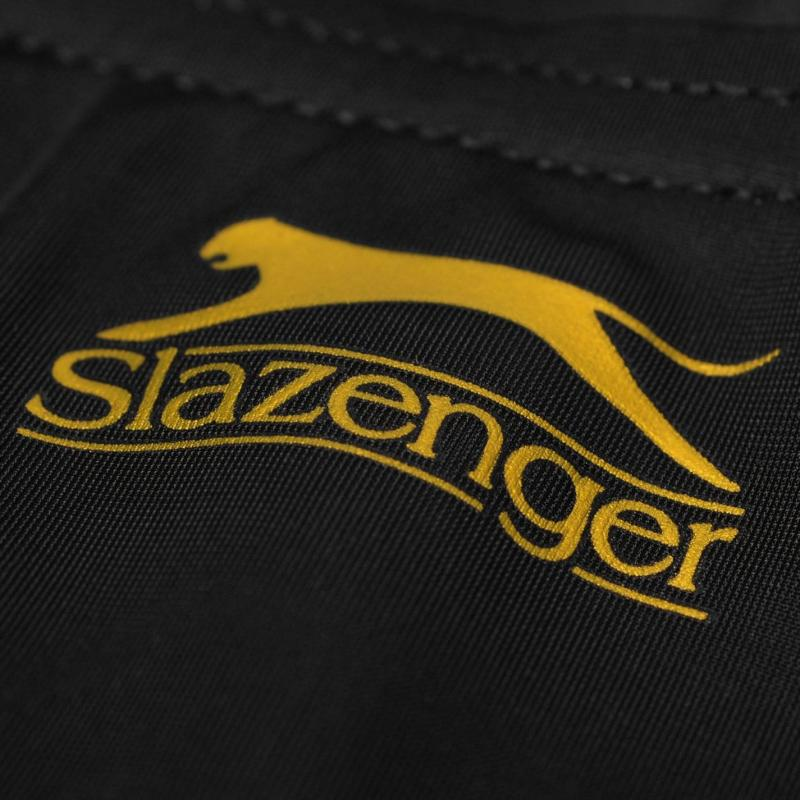 Plavky Slazenger Rebecca Adlington Curved X Back Swimsuit Ladies Black/Multi