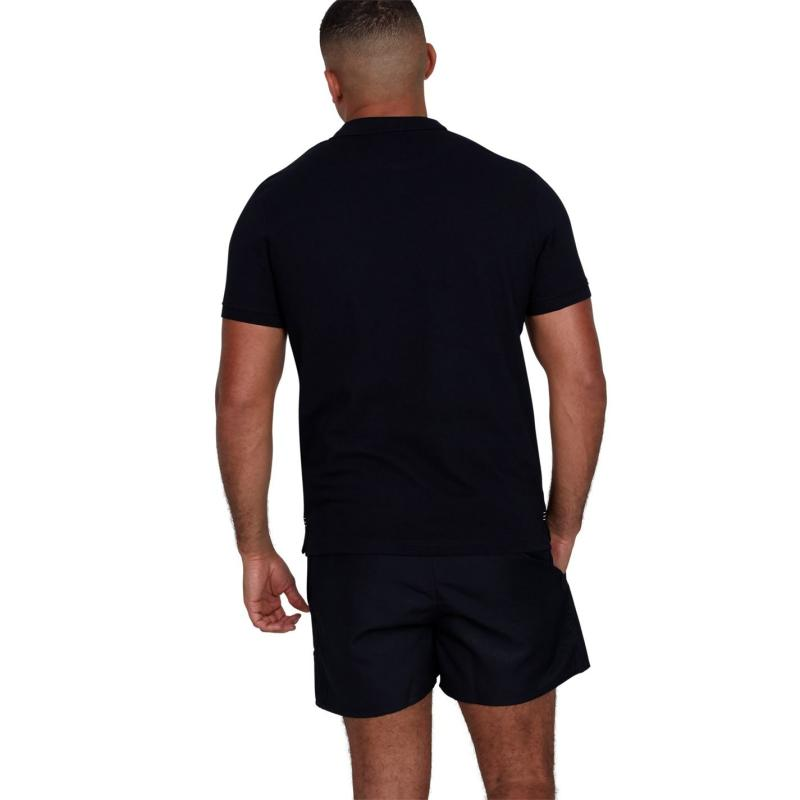Canterbury CCC Professional Polyester Shorts Mens Black